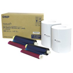 DNP DS620A 6x8 Double Perforated Print Kit