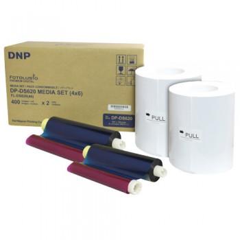 DNP DS620A 6x8 Print Kit