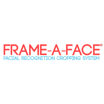 Frame-A-Face Facial Recognition Cropping Software