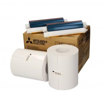 Mitsubishi 5x7 Print Kit for CP-9000DW / CP-9500DW / CP-9550DW