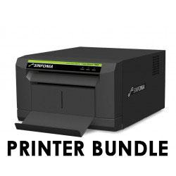 "Sinfonia CS2 6"" Compact Printer Bundle"